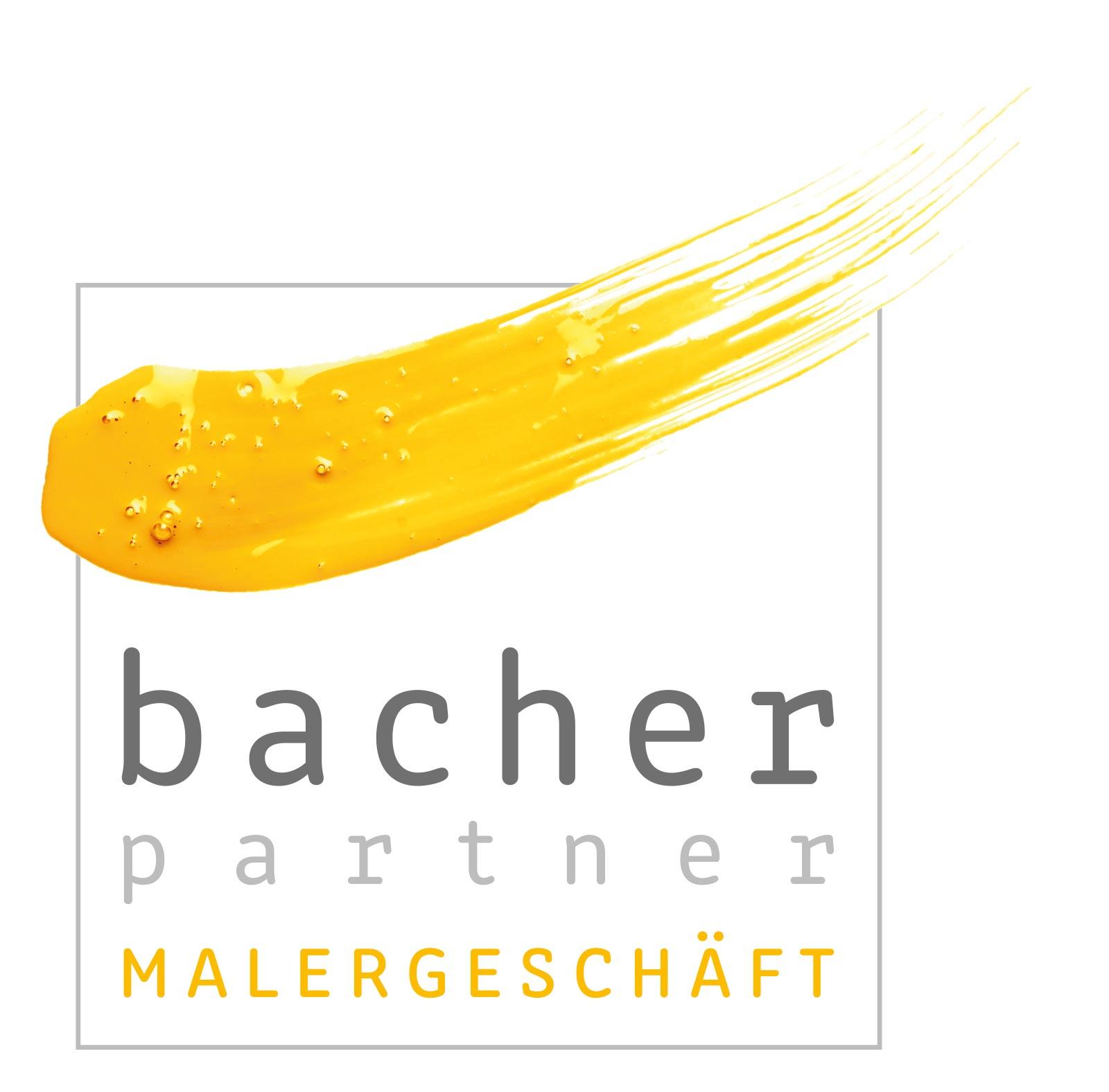 Bacher und Partner GmbH Malergeschäft I Logo