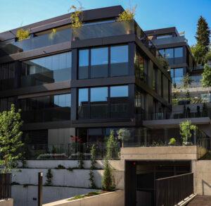 Bacher und Partner GmbH Malergeschäft I Referenz Neubau